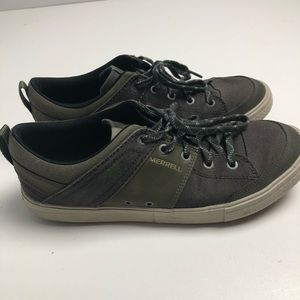 Merrell Mens Rant Discovery Lace Canvas Shoes